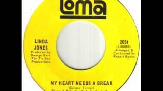 Linda Jones - My Heart Needs A Break.wmv