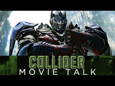 Collider Movie Talk - Transformers 5 and Animated Movie Announced