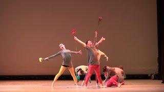 Видео о концерте факультета современного танца ГУ