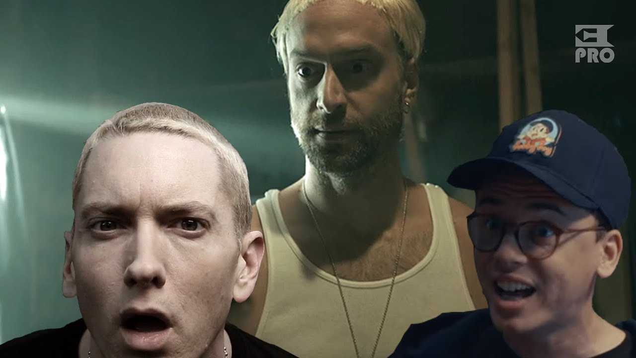 Logic and Eminem dropped a new video for