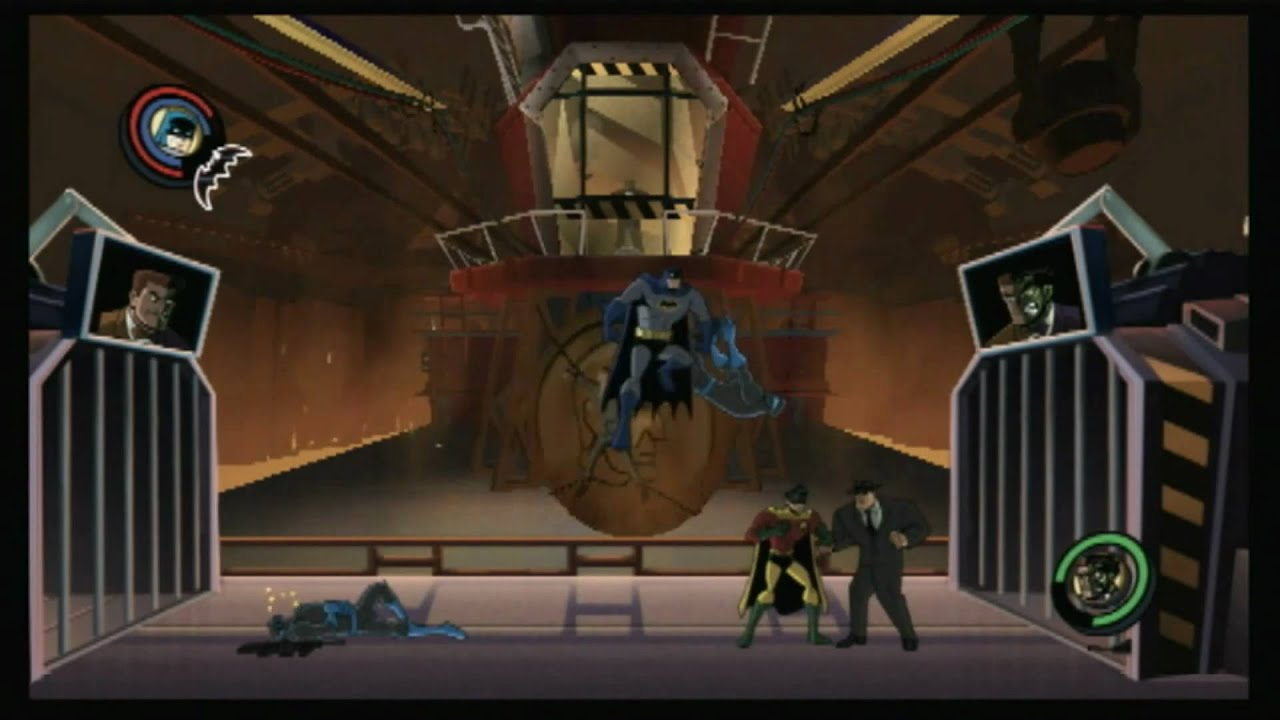 CGR Undertow BATMAN THE BRAVE AND THE BOLD for Nintendo Wii Video