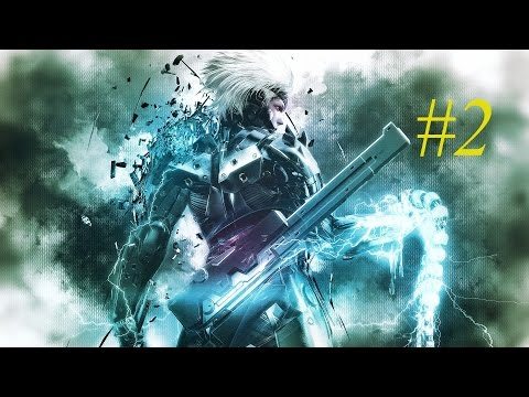 End of the Road | Metal Gear Rising Revengeance | part 2