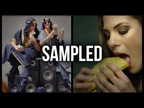 15 EDM Songs Vs Their Original Samples