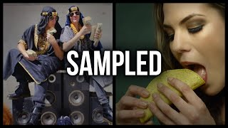 15 EDM Songs vs Their Original Samples - classic 90s edm songs