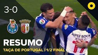 FC Porto 3-0 Braga - Resumo | SPORT TV
