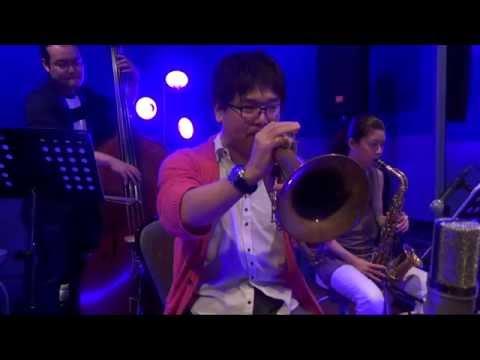 Shuichi Namekawa Qualtet - Social Call (original:Gigi Gryce / live on musica da Leda, 2016-07-26)