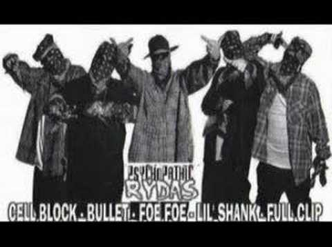 Psychopathic Rydas - Scrimps and Juice