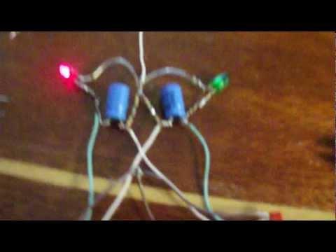 видео: Мультивибратор КТ315 (5 Вольт)usb