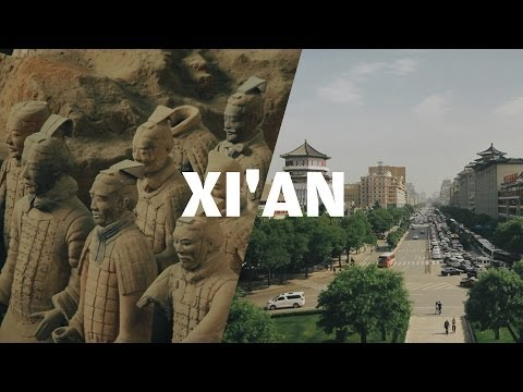 Xi´an - A Chinese city with stories to tell | Finnair