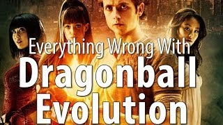 Everything Wrong With Dragonball Evolution In Many Many Minutes thumbnail