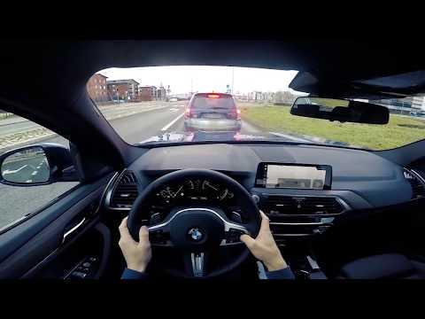 BMW X3 G01 2018 - POV Drive