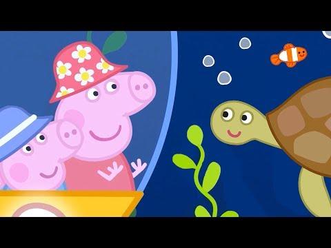 Peppa Pig en Español Episodios completos Familiares y Amigos | Pepa la cerdita