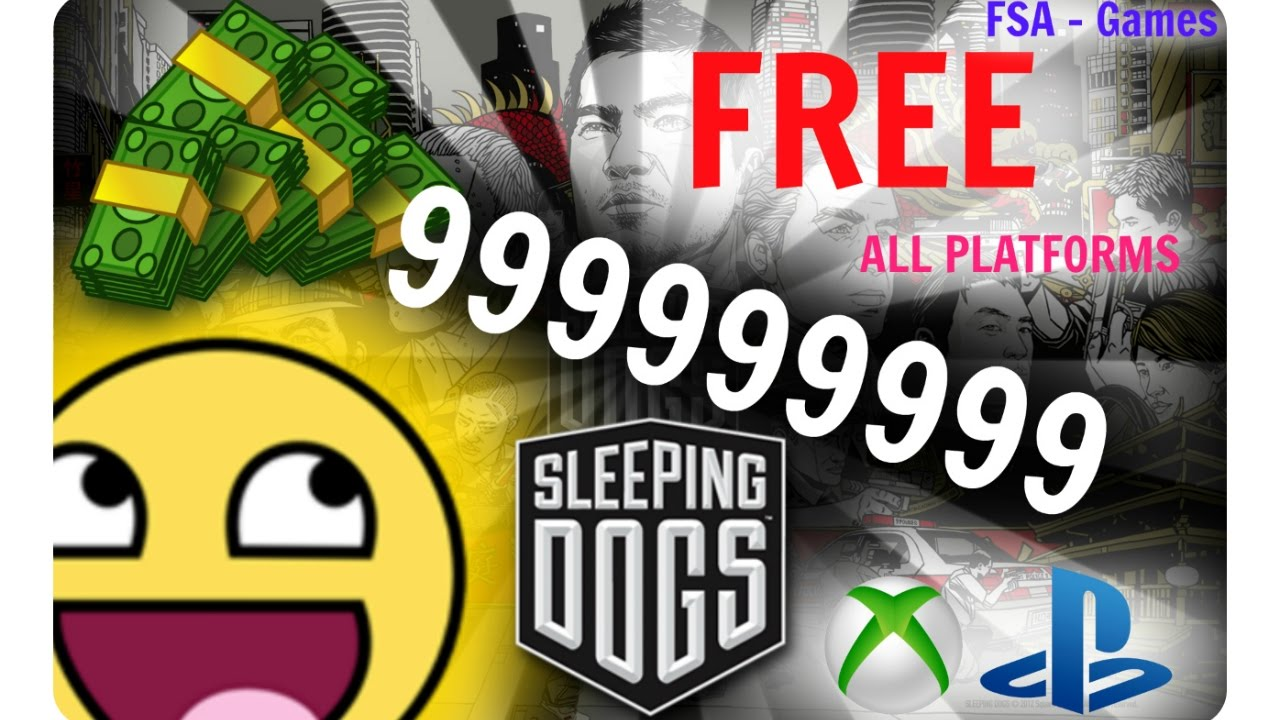 how to make most money sleeping dogs
