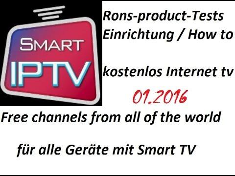 KODI Alternative DEUTSCH Smart IPTV WATCH TV CHANNELS ON SMART TV FOR FREE INSTALL SAMSUNG  LG