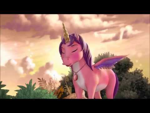 Sofia the First - Sofia transforms into Flying Unicorn