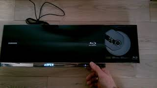 Samsung BD-C7500 Blu-ray Player