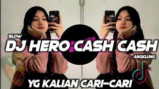 Download Mp3 DJ HERO CASH CASH SANTUY VIRAL TIK TOK REMIX TERBARU2021 BY FERNANDO BASS