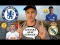 TIMO WERNER CHELSEA NEW STRIKER? || HUDSON-ODOI TO REAL MADRID? CHELSEA NEWS, CHELSEA TRANSFER BAN!