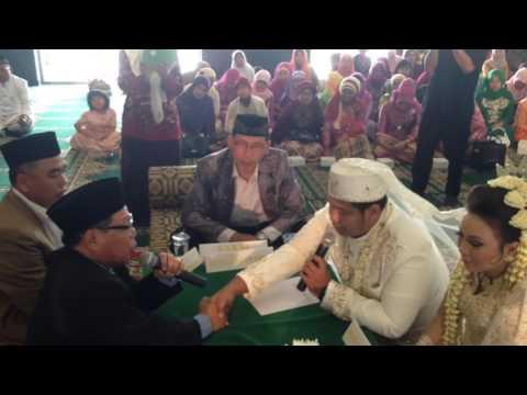 Belajar Ijab Qabul yang baik dan benar tanpa grogi
