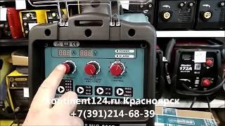 Смотреть видео Купить сварочный полуавтомат в Перми