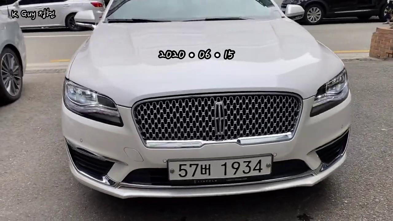 Vlogㅣ링컨 MKZ 200A 가솔린ㅣPristine White 프리스틴 화이트ㅣ실내 Ebony 블랙