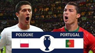 Clash POLOGNE - PORTUGAL : Gaetan vs Jordan !