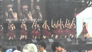 AKB48 名古屋 久屋大通公園光の広場フリーライブ 岩立沙穂/大森美優/...