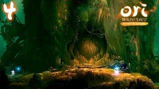 Ori and the Blind Forest прохождение на геймпаде часть 4 Таинственный воришка