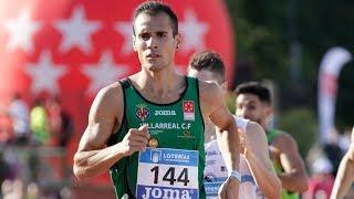 Men's 800m at Spanish Championships 2018