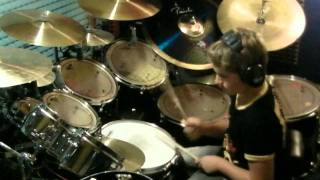 GENESIS - Home by the sea - drum cover