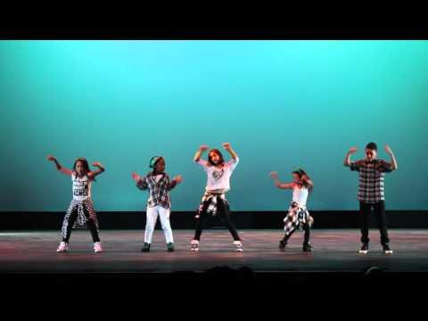 Youth Hip Hop Level 2, Mondays and Level 3, Saturdays, Eddie Madueno