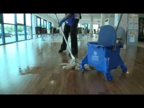 FLOOR CARE Training Video for Professional Cleaners