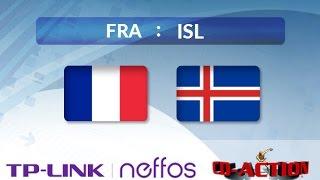 Euro 2016   Symulacja: Francja – Islandia   FIFA 16