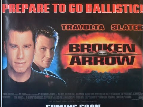 Broken Arrow (1996) Movie Review - Very Underrated Classic