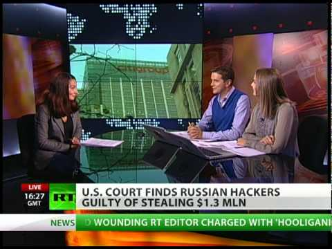 Two Russian hackers guilty of fraud in US