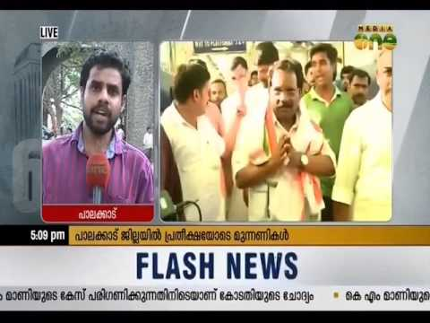 Election Heat: Palakkad District All Candidates Are In Winning Expectation