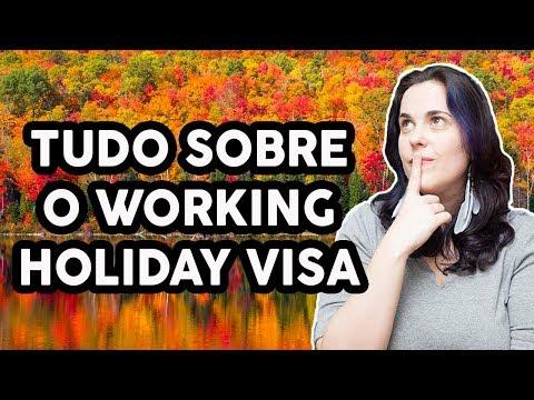 TUDO SOBRE O WORKING HOLIDAY VISA ft. John e Kelcio