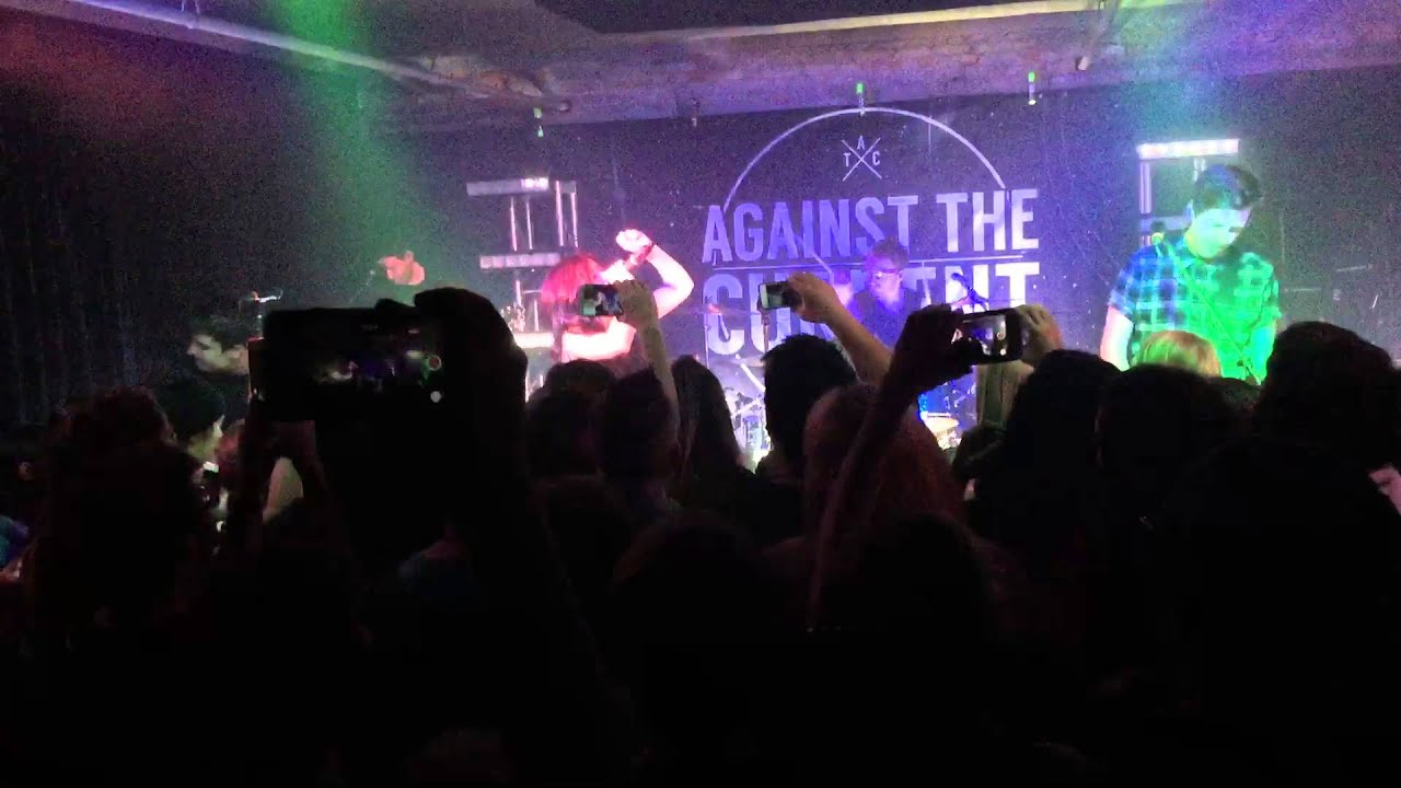 Download Against The Current - Paralyzed
