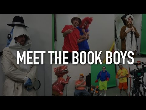Meet the Book Boys