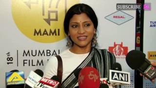 Konkona Sen Sharma | 18th Jio Mami Host Red Carpet Premiere of A Death In The Gunj