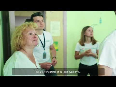 Skywind Group Pass It Forward with Children's Cancer Center in Minsk, Belarus