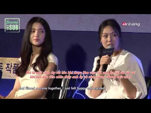 [Vietsub] Showbiz Korea THE HANDMAIDEN Interview