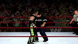 WWE 13 PC Road Dogg Finisher