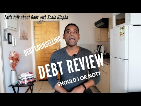 The Debt Review Process. This is what you need to know about debt review. The Good and The Bad