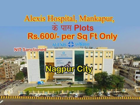 Plots In Nagpur @ Rs.600/- Per Sq Ft Only