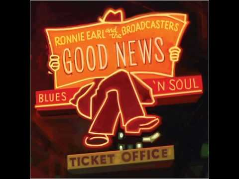 Ronnie Earl & The Broadcasters - In The Wee Hours