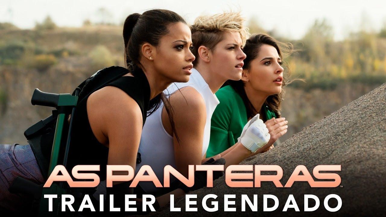 As Panteras Trailer Oficial Legendado 14 De Novembro Nos