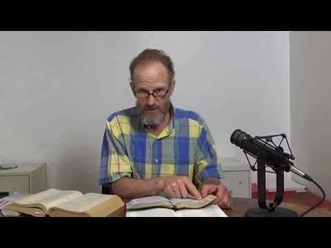 Israel - Cotton Mather & the Future of Israel and the Jews (June 2016)