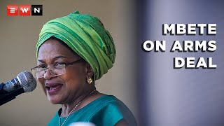 Former National Assembly speaker Baleka Mbete told the state capture commission of inquiry on why she did not act on a report on the arms deal that was slid under her door. Mbete made the admission to explain why parliament did not immediately act upon early state capture allegations.  #StateCapture #Mbete