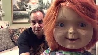 New Spencer's Good Guy's Chucky Doll Review.